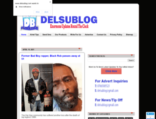 delsublog.blogspot.com screenshot