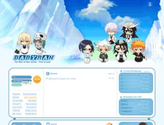 delta-ran.com screenshot
