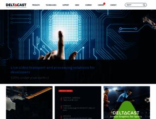 deltacast.tv screenshot