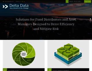 deltadatasoft.com screenshot