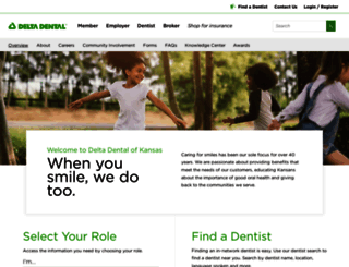 deltadentalks.com screenshot