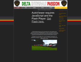 deltadr.com screenshot