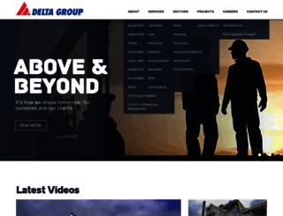 deltagroup.com.au screenshot