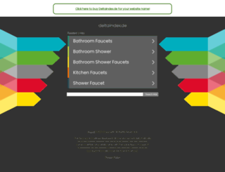 deltaindex.de screenshot
