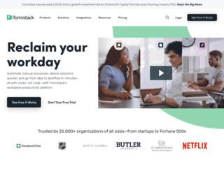 deltajapan.formstack.com screenshot