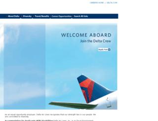 deltajobs.net screenshot