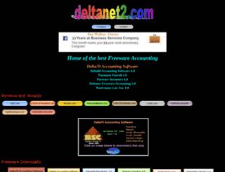 deltanet2.com screenshot