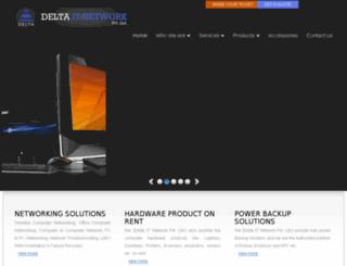 deltashops.in screenshot