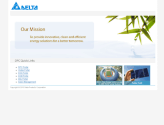 deltasms.delta-corp.com screenshot