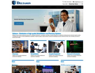 deltason.com screenshot