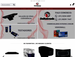 deltatronicinformatica.com.br screenshot