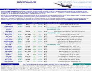 deltava.org screenshot
