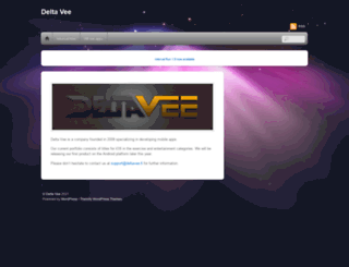 deltavee.fi screenshot