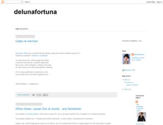 delunafortuna.blogspot.com screenshot
