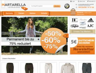 deluxe-marken.de screenshot
