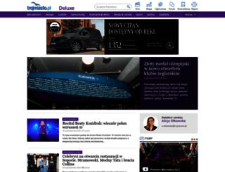 deluxe.trojmiasto.pl screenshot