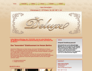 deluxeberlin.de screenshot