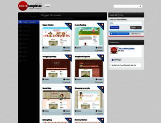 deluxetemplates.net screenshot