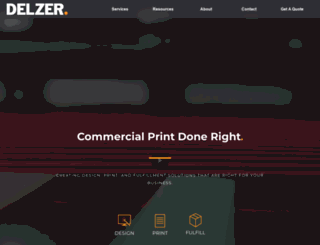 delzer.com screenshot