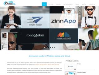 demansol.com screenshot
