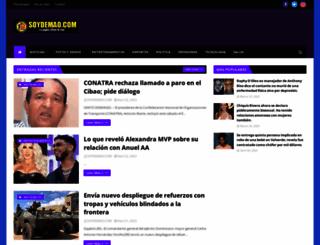 demaosoy.blogspot.mx screenshot