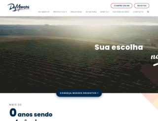 demarchi.com.br screenshot