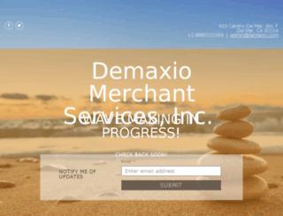 demaxio.com screenshot