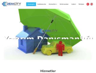 demcity.com screenshot