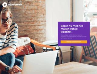 demeubelboerdery.nl screenshot