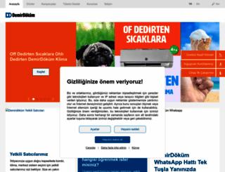 demirdokum.com.tr screenshot