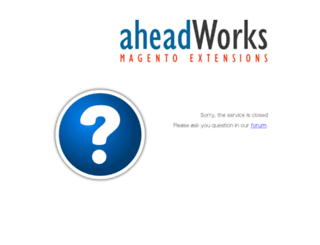 demo.aheadworks.com screenshot