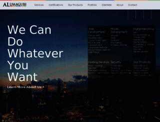 demo.alumagubi.com screenshot