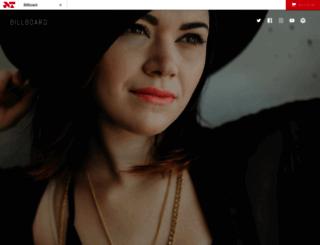 demo.audiotheme.com screenshot