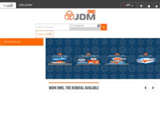 demo.bidjdm.com screenshot