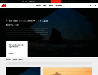 demo.designwall.com screenshot