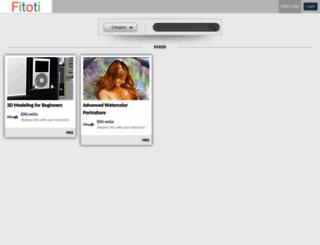 demo.eduongo.com screenshot