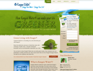 demo.enagicweb.info screenshot