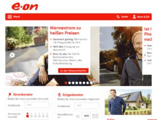 demo.eon.de screenshot