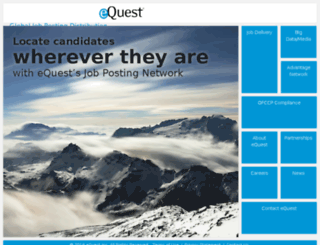 demo.equest.com screenshot