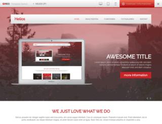 demo.ghkit.net screenshot