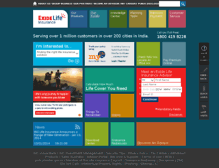 demo.idealake.com screenshot