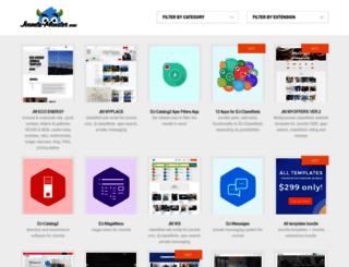 demo.joomla-monster.com screenshot