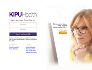 demo.kipuworks.com screenshot