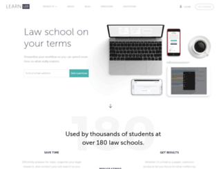demo.learnleo.com screenshot
