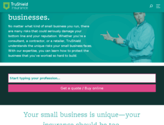 demo.nbins.com screenshot