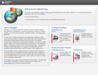 demo.netstatus.org screenshot