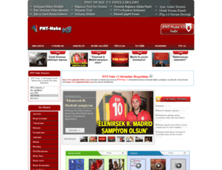 demo.phpnuketurkiye.com screenshot
