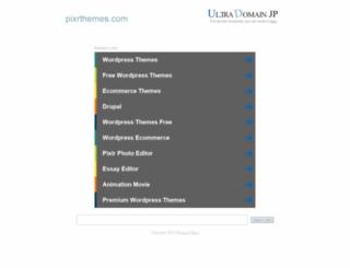 demo.pixrthemes.com screenshot