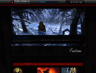 demo.pure-joomla.com screenshot