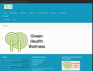 demo.wpcares.com screenshot